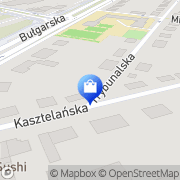 Mapa eNavigare.pl  Poznań, Polska