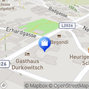 Karte Tabakfachgeschäft Wolfgang Strobl Bad Deutsch-Altenburg, Österreich
