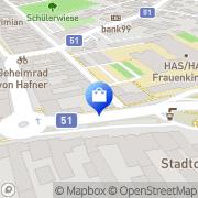 Karte Du und Ich – Mode für klein & groß Frauenkirchen, Österreich