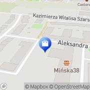 Mapa Tox Pressotechnik Wrocław, Polska