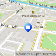 Mapa Apteka Wrocław, Polska