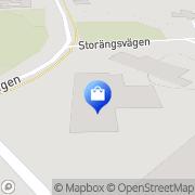 Karta Cykelcenter Strängnäs, Sverige