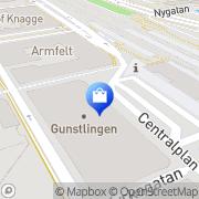 Karta Hansons Blomsterhandel Gävle, Sverige