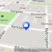 Karta Soul Bag Sundsvall, Sverige