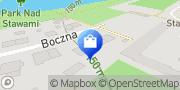 Mapa Agregaty Serwis Matyja Bogdan Oleśnica, Polska