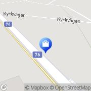 Karta Birgittaboden i Skutskär Skutskär, Sverige