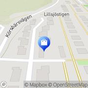 Karta Antenn & Parabolspecialisten i Solna Kungsängen, Sverige