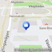 Karta Malisa Nyckelservice O Kemtvätt Jakobsberg, Sverige
