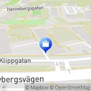 Karta Haga Lås & Galler Solna, Sverige