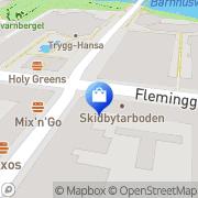 Karta Stockholms Ljusbutik Stockholm, Sverige