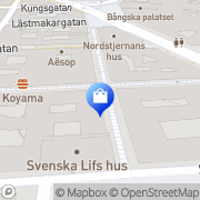 Karta Emporio Armani Stockholm, Sverige
