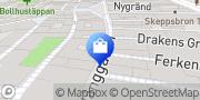 Karta Gunilla Vinter Stockholm, Sverige