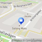 Karta Norrorts Friskvård Massage & Fotvård Stockholm, Sverige