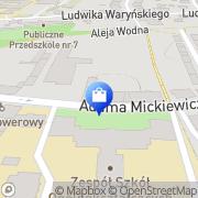 Mapa Apteka sp.j. Kluczbork, Polska