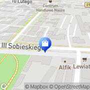 Mapa Goldmark Wejherowo, Polska
