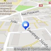 Mapa Apteka św. Józefa Sp. z o.o.  Rybnik, Polska