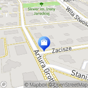 Mapa Apteka im. A. Grottgera Gdańsk, Polska