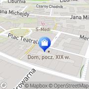 Map Antyki Cieszyn, Poland