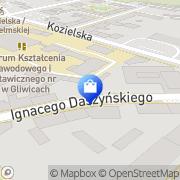 Mapa Pietrowicz Andrzej. Jubilerstwo Gliwice, Polska