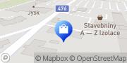 Map Brusné kotouče - Ing. Leon Kufa Třinec, Czech Republic