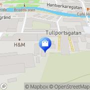 Karta GULDFYND Norrtälje, Sverige