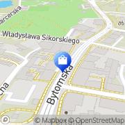 Mapa Gold Fox Świętochłowice, Polska