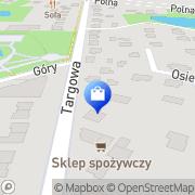 Mapa Apteka im. Jana Pawła II Czernikowo, Polska