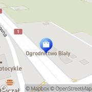 Mapa Apteka św. Jacka Goczałkowice Dolne, Polska