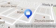 Mapa Banpost Serwis Sp. z o.o. Katowice, Polska