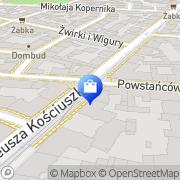 Mapa MTS Notebook Katowice, Polska