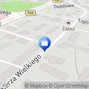 Mapa Multi-Vita Plus Bielsko-Biała, Polska