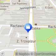 Mapa Apteka Częstochowa, Polska