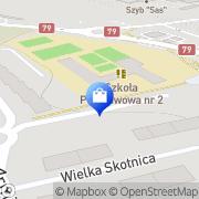 Mapa Apteka s.c. Mysłowice, Polska