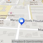Mapa Sigma Brzeszcze, Polska