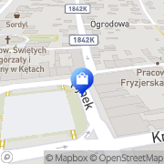 Mapa Pierrot SC Kęty, Polska