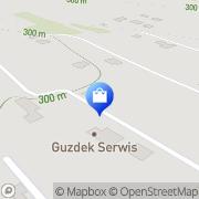 Mapa Mikon24 Chocznia, Polska