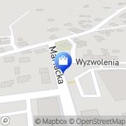 Mapa Apteka Wolbrom, Polska