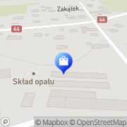 Mapa Gomibud. Sp. z o.o. Borek Szlachecki, Polska