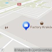 Mapa Trespass Modlniczka, Polska