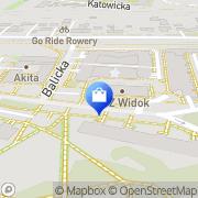 Mapa Apteka Kraków, Polska