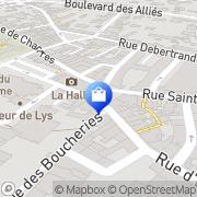 Carte de Allemand Didier Dourdan, France