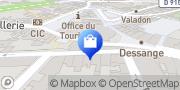 Carte de L'Atelier du Sourcil - Pontoise Pontoise, France