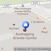 Carte de SFR Grande-Synthe, France