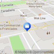 Carte de OPERA GSM STORE Massy, France