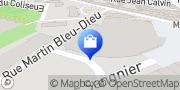 Carte de Atelier Musique Amiens, France