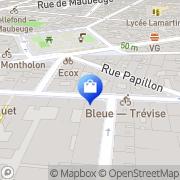 Carte de Modetex SARL Paris, France