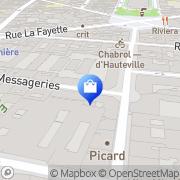 Carte de La Maison de l'Enfant S.A.R.L. Paris, France