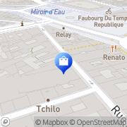 Carte de Kéloé Paris, France