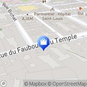 Carte de Carpus Paris, France