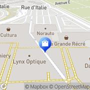 Carte de JD Sports Thiais, France